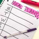 Meal Planning for Unorganized Folks
